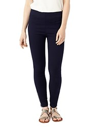Phase Eight Amina Darted Denim Leggings Indigo