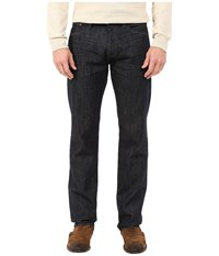 Lucky Brand 221 Original Straight Jeans In Port Macquaire Port Macquaire Men's Jeans Black