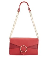 Inc International Concepts Gwenn Shoulder Bag Only At Macy's Wine