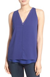 Cooper And Ella Women's Cooper And Ella 'Harper' Double V Tank