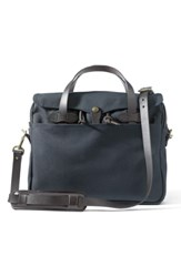 Filson Original Briefcase Blue Navy