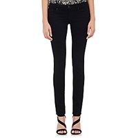 L'agence Women's Chantal Skinny Jeans Black Blue Black Blue