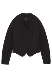 Proenza Schouler Jersey Curved Jacket