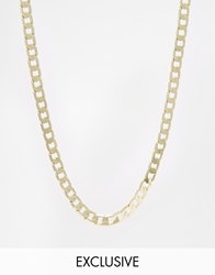 Reclaimed Vintage 90'S Chain Necklace Gold