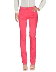 Versace Jeans Trousers Casual Trousers Fuchsia