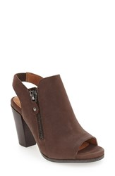 Gentle Souls Women's 'Sage' Open Toe Bootie