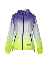 Superdry Coats And Jackets Jackets Purple