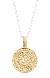 Women's Anna Beck 'Circle Of Life' Pendant Necklace