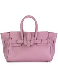 Golden Goose Deluxe Brand 'Pauline' Tote Pink And Purple
