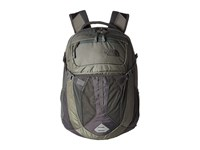The North Face Recon Moon Mist Grey Duck Green Backpack Bags Gray