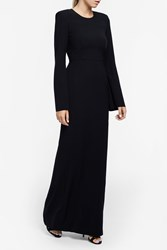 Elizabeth And James Clint Blouson Dress Black