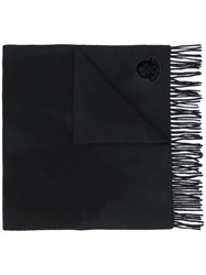 Moncler Logo Patch Scarf 60