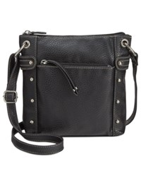 Styleandco. Style And Co. Tate Small Crossbody Only At Macy's Black