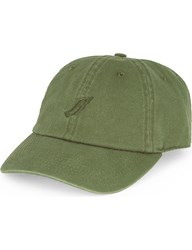Billionaire Boys Club Flying B Cotton Strapback Cap Olive