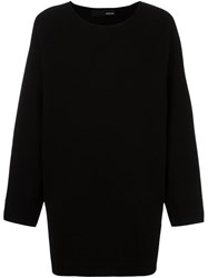 Avelon 'Winterbird' Jumper Black