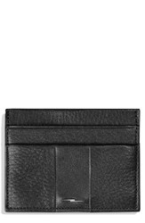 Shinola Men's Bolt Leather Card Case