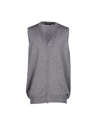 Guess By Marciano Knitwear Cardigans Men Black