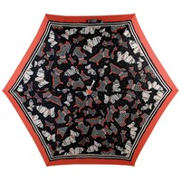 Radley Fleet Street Mini Umbrella Black Multi