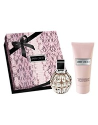 Jimmy Choo Eau De Parfum Valentines Gift Set A 114.00 Value No Color