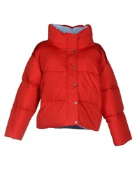 Pepe Jeans Coats And Jackets Jackets Red