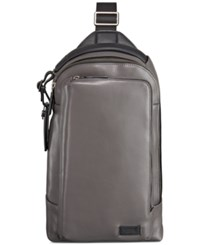 Tumi Men's Emerson Sling Backpack Grey