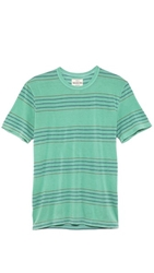 Splendid Denim Stripe T Shirt