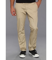 Rvca The Week End Pant Khaki Men's Casual Pants