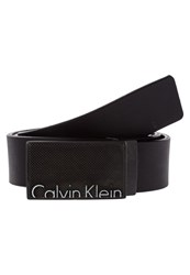 Calvin Klein Jeans Void Belt Black