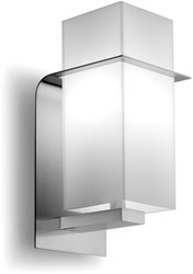 Estiluz Tovier Wall Sconce A 2403 37 Medium Base Silver