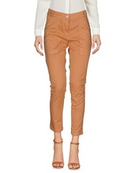Amy Gee Casual Pants Brown