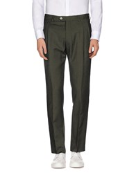 Tonello Trousers Casual Trousers Men Military Green