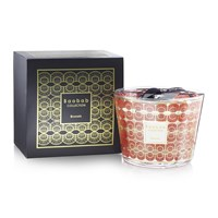 Baobab Holiday Season In Brussels Scented Candle 10Cm