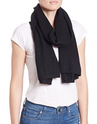 Lord And Taylor Cashmere Scarf Black