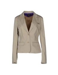 Cnc Costume National C'n'c' Costume National Blazers Beige