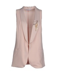 Biancoghiaccio Topwear Tops Women Light Pink