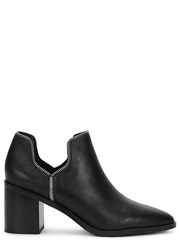 Senso Huntley I Black Leather Ankle Boots