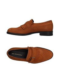 Bruno Magli Loafers Camel