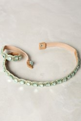 Anthropologie Pasqualina Belt Mint