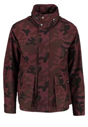Gloverall Outdoor Jacket Red