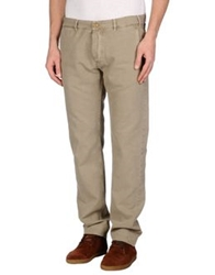 Mgnerd Casual Pants Beige