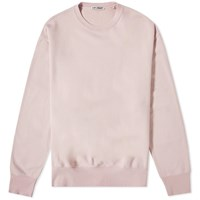 Our Legacy Patch Crew Sweat Pink