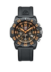 Luminox Navy Seal Colormark Chronograph Watch No Color
