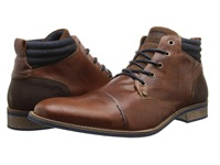 Type Z Renton Brown Leather Men's Lace Up Boots