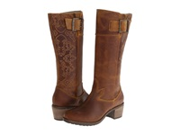 Olukai Emalani Toffee Toffee Women's Pull On Boots Brown