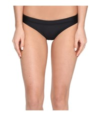 Speedo Solid Bottom Black Women's Swimwear