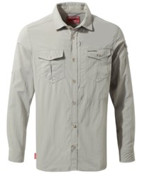 Karrimor Nosilife Adventure Long Sleeve Shirt From Eastern Mountain Sports Parchment