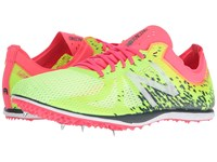 New Balance Ld500v4 Long Distance Spike Yellow Pink Women's Shoes Multi