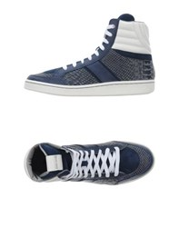 Just Cavalli Footwear High Tops And Trainers Men