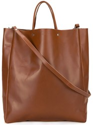 Sandqvist 'Gabriella' Tote Bag Brown