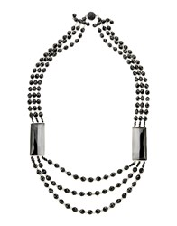Giorgio Armani Jewellery Necklaces Women Black